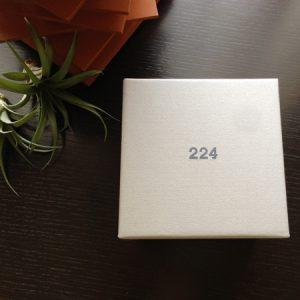 224porcelainのギフトボックス