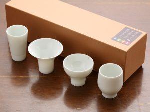 美濃焼日本酒飲む比べ