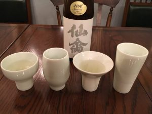 日本酒飲む比べ特集