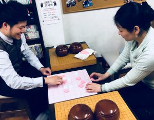 囲碁サロン 野田石心